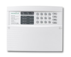 Intrusion Alarm Control Panel