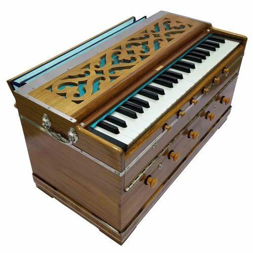 Harmonium Instruments - Harmonium Double reeds, 44 keys ...