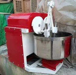 Double Arm Spiral Mixer (Indian)