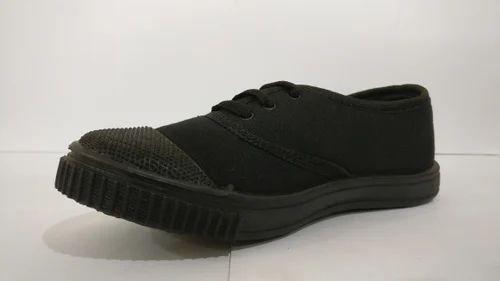Tennis Black School Shoes, Rs 96 /pair