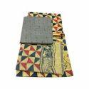 Ladies Khadi Designer Unstitched Khadi Suit