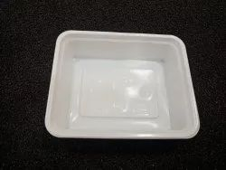 Microwavable Food Packaging Tray