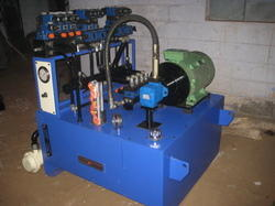 Hydraulic Power Pack Power Pack Manufacturer From Coimbatore