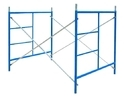 Blue And Gray Ladder Type H Frames