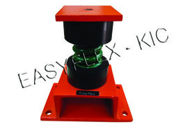 Green & Black Vibration Isolators