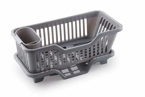 Plastic Kitchen Sink Dish Drainer
