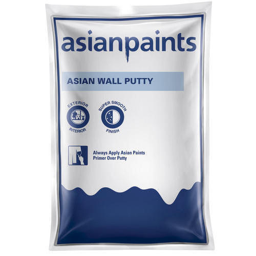 Asian Paints White Wall Putty Powder Packaging 20 Kg Rs 705 Piece Id 19637088330