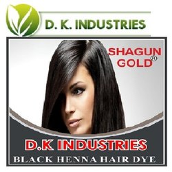Natural Black Herbal Henna Powder
