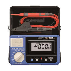 Calibration of Insulation Tester