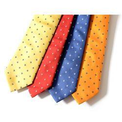 Dot Printed Tie