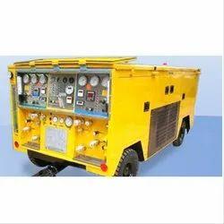 Dantal MIG-29 230 LPM Aircraft Hydraulic Service Trolleys