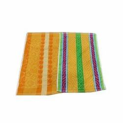 Handloom Cotton Cleaning Cloth Napkin, Size: 14 X 21 Inch