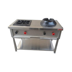 Cooking Range Double Burner Indochinese
