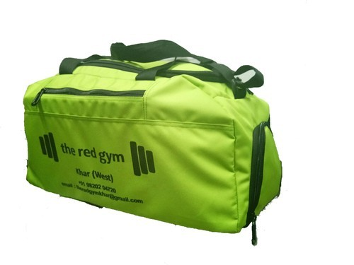 4e13000209af Gym Bag - Custom Gym Bag Manufacturer from Mumbai