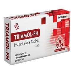 Triamcinolone Tablets 4mg