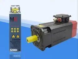 JP-S4T5P5 3 Phase AC Spindle Servo Drive & Motor, Voltage: 380 V