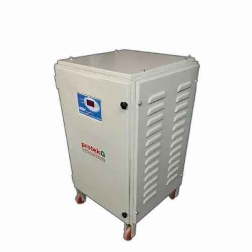 ProtekG Model Name/Number: 31 Single Phase Digital Voltage Stabilizer, Warranty: 1 Year