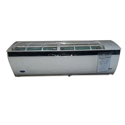 20 KW Carrier 1Ton Inverter Split Air Conditioner, Capacity: 1 Ton for Hotel