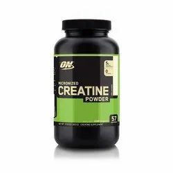 Micronized Creatine Powder, Packaging Size: 300 G, Packaging Type: Can