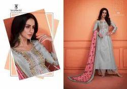 Designer Salwar Suit Sajawat Creation Sf Sarthi -06