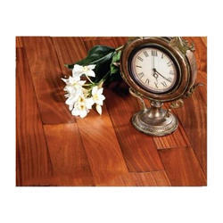 African Mahogany Solid Wooden Flooring