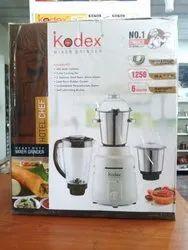 Hotel Chef Mumbai Kodex Mixer Grinder, Number Of Jars: 4, More than 1000 W