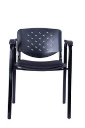 Office Executive Visitor Chair in Powder Coating Finish