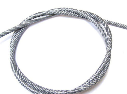 PVC Coated Wire Rope at Rs 50 /meter | Pune Satara Road | Pune | ID ...
