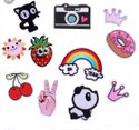 Multi Colour kids T- shirts  Sticker