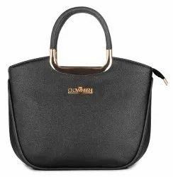 The Clownfish Princess Series Ladies Handbag /Purse (Black)