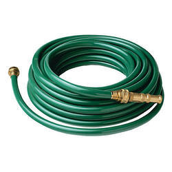 PVC Ribbed Braided Hose