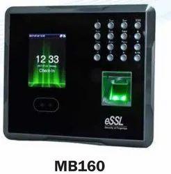 eSSL Card Attendance Machine, Model Name/Number: Mb 160