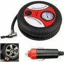 Electric Portable DC12V Tire Inflator Mini Car Compressor Pump