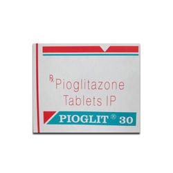 Pioglit 30 Tablet