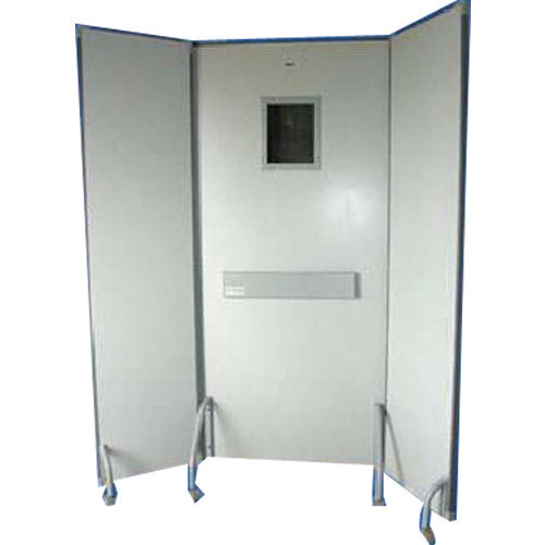 Radiation Three Panel Protection Screen, And Hospital, | ID: 19360784348