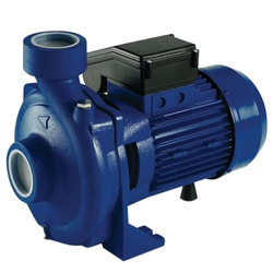Mild Steel Industrial Centrifugal Pump, Electric