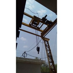 Ms Industry Crane Fabrication Services