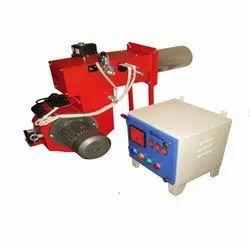 Industrial Gas Burner To Heat Medical Waste Incinerator,