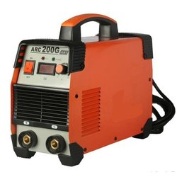 Single Phase Electra Portable Welding Machine, 200 Amp, Automation Grade: Automatic