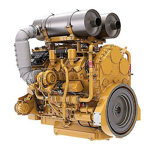 CAT 1250 KVA Diesel Generator C32 ACERT, 220 To 4160 V | ID