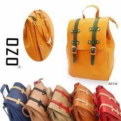 Ozo Optional Stylish Backpack Bag