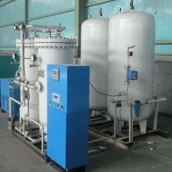 Automatic Nitrogen Plant