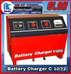 C 10/72 Elak Battery Charger
