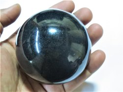 Natural Black Tourmaline Sphere Stone Balls