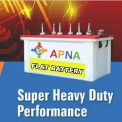 Solar Flat Battery