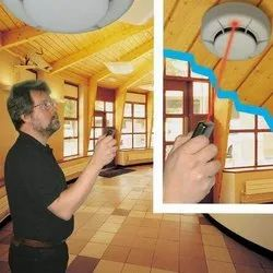 Smoke Detectors Conventional Fire Alarm System