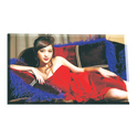 Sublimation Tile With Wood Frame