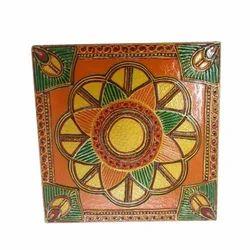 Decorative Puja Chowki
