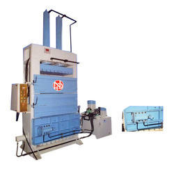 Hydraulic Baling Press Twin Cylinder for Cotton Waste