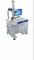 Fiber Laser Metal Marking Machine